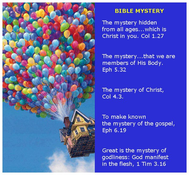 Bible Mystery