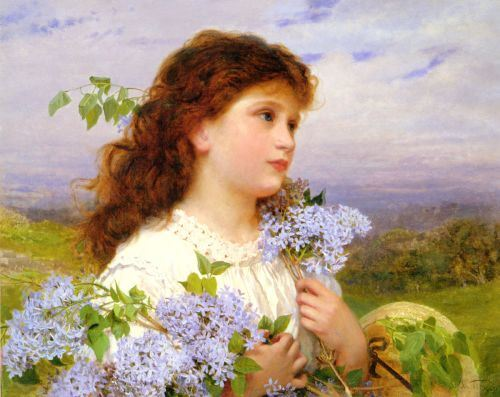 THE TIME OF THE LILACS