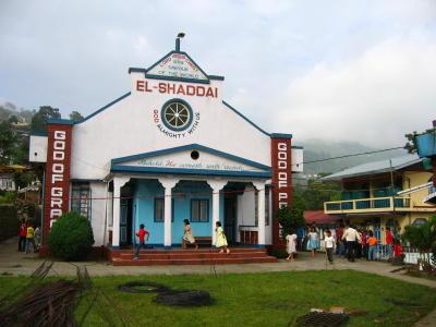 EL SHADDAI CHURCH, KALIMPONG