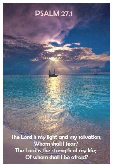 PSALM 27.1