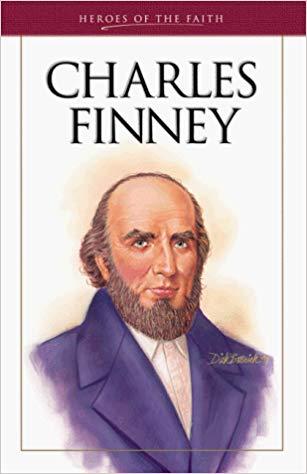 charles finney book