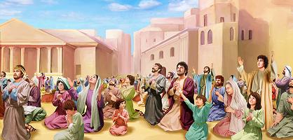 Ezra fasting